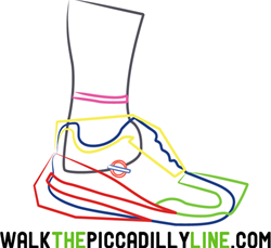 walk the piccadilly line